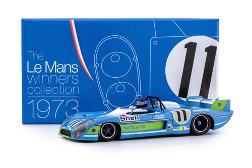 SICW21 Slot.it Matra-Simca MS670B Le Mans Winner 1973, #11 1:32 Slot Car
