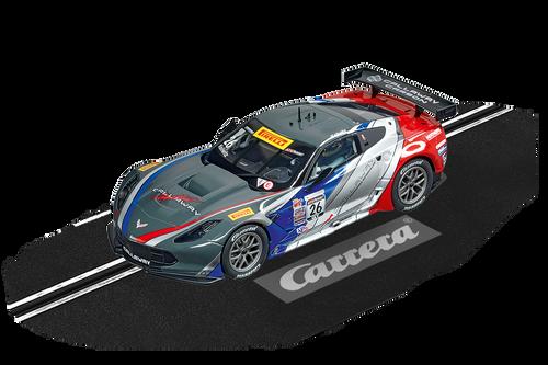 23878 Carrera Digital 124 Chevrolet Corvette C7.R Callaway, #26 1:24 Slot Car