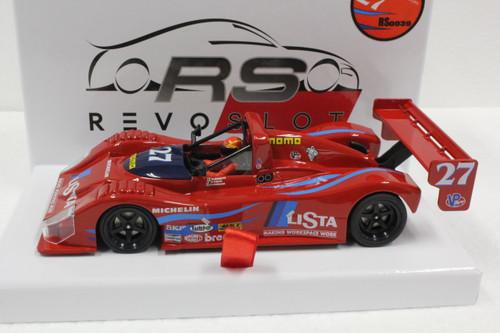 RS0039 RevoSlot Ferrari 333 SP Lista, #27 1:32 Slot Car