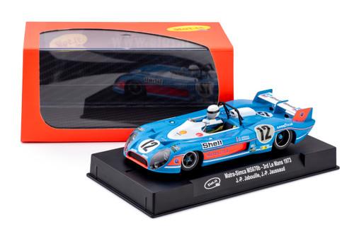 SICA37B Slot.it Matra-Simca MS670B Le Mans 1973, #12 1:32 Slot Car