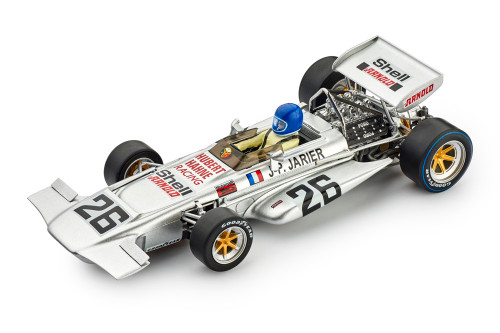 CAR04D Policar March 701 Monza GP 1971, Jean Pierre Jarier, #26 1:32 Slot Car