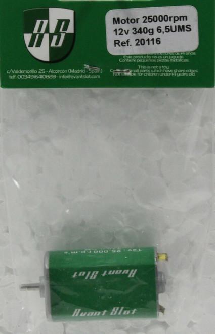 20116 Avant Slot 25,000 RPM 340 G/CM Torque Motor 1:32 Slot Car Part