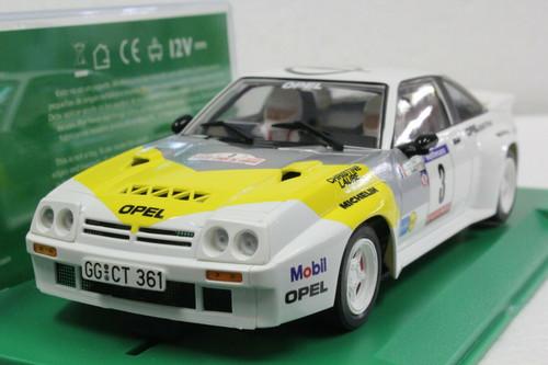 51508 Avant Slot Opel Manta Tour De Corse 1984, #3 1:32 Slot Car