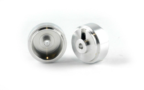 SIW14308015A Slot.it Aluminum Wheels - Short Hubs 14.3x8X1.5mm 1:32 Slot Car Part