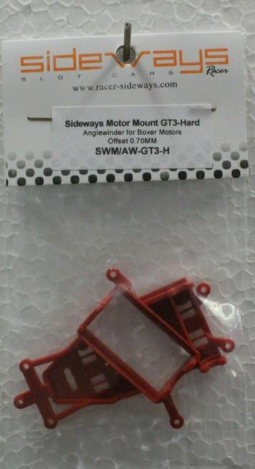 SWM/AW-GT3-H Racer Sideways Anglewinder Motor Pod for GT3 Hard 1:32 Slot Car Part