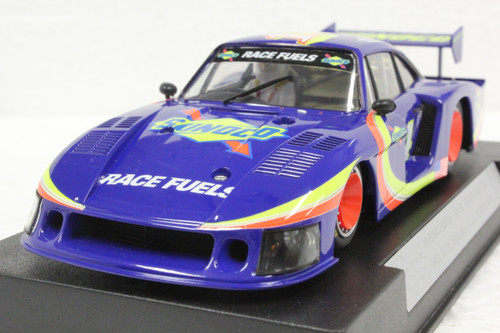 SW2014NAC Racer Sideways Sunoco Porsche 935/78 2014 North American Championship 1:32 Slot Car