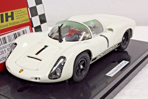 MC0051 MRRC Porsche 910 Presentation Car Launch Model, #1 1:32 Slot Ca