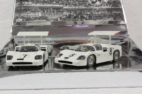 MC0040 MRRC Chaparral 2F Racing Legends Collection Twin Pack, #7 #8 1:32 Slot Car