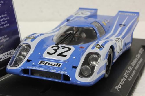 W005-02 Slotwings Porsche 917K 6h Watkins Glen 1970, #32 1:32 Slot Car