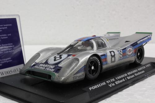 W005-03A Slotwings Porsche 917K 1000km Brands Hatch 1971 'Dirty Version', #8 1:32 Slot Car