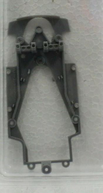 CHS003G Thunderslot McLaren Chassis Hard, Grey 1:32 Slot Car Part