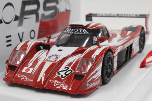 RS0054 RevoSlot Toyota GT One Le Mans 1998 Venture Safenet, #29 1:32 Slot Car