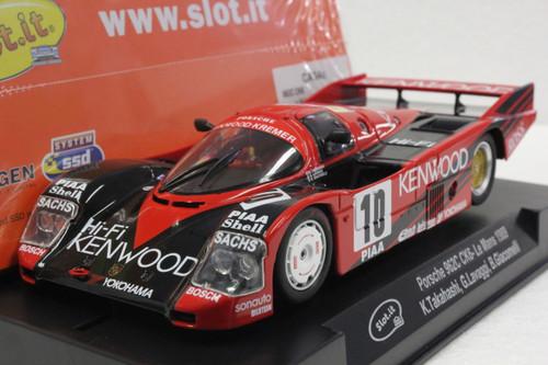 SICA34C Slot.it Porsche 962C CK6 Le Mans 1989, #10 1:32 Slot Car