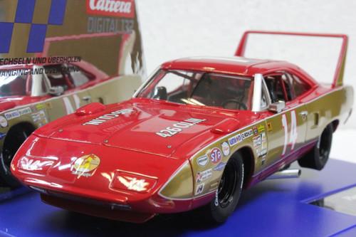 30944 Carrera Digital 132 Plymouth Superbird, #14 1:32 Slot Car