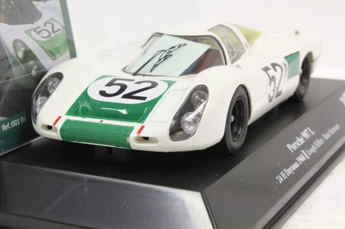 00106 SRC Porsche 907L 24H Daytona 1968 Joseph Siffert/Hans Hermann 1:32 Slot Car
