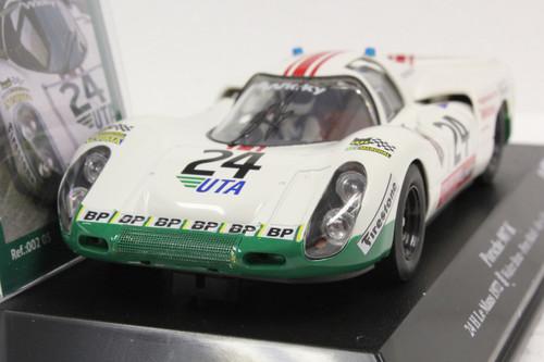 00205 SRC Porsche 907K 24H Le Mans 1972 Walter Brun/Peter Mattli/Herve Bayard 1:32 Slot Car