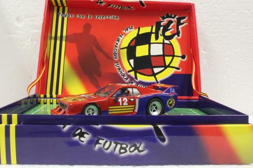 ES-04/96050 Fly Lancia Beta Montecarlo Real Federación Española de Fútbol Eurocopia 2004, #12 1:32 Slot Car