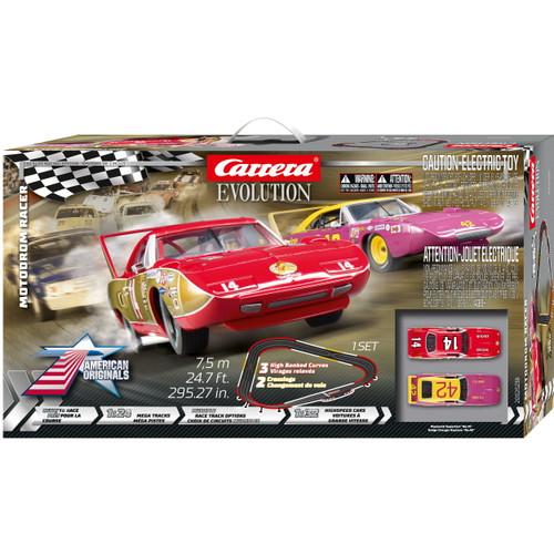 25238 Carrera Evolution Motodrom Racer 1:32 Slot Car Set