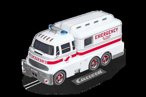 30943 Carrera Digital 132 Carrera Ambulance 1:32 Slot Car