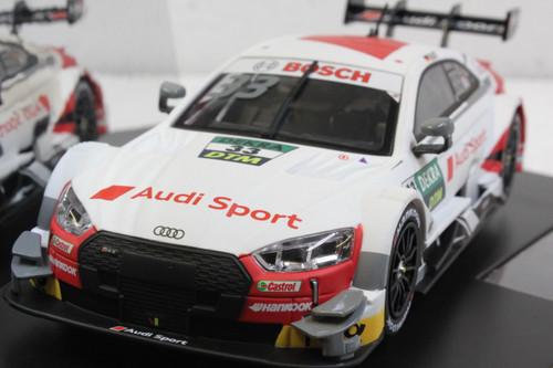 27634 Carrera Evolution Audi RS 5 DTM R. Rast, #33 1:32 Slot Car