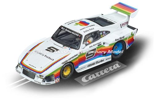 27630 Carrera Evolution Porsche Kremer 935 K3 Sebring 1980, #9 1:32 Slot Car