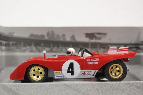 400104 Sloter Ferrari 312 PB Daytona 1972 Redman/Regazzoni, #4 1:32 Slot Car