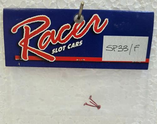RCRSP33/F Racer Mirror For Alfa Romeo 33/3 / RCR53C/D 1:32 Slot Car Part