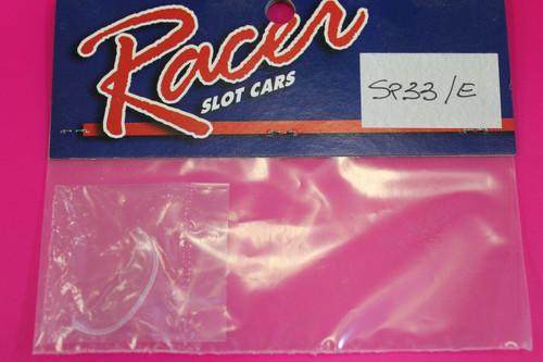RCRSP33/E Racer Lens Cover For Alfa Romeo 33/3 / RCR53C/D 1:32 Slot Car Part