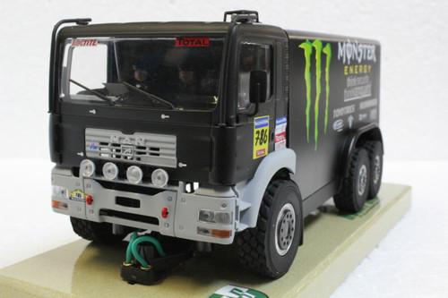 50410 Avant Slot MAN Truck 6x6 Wheel Drive Monster Energy Dakar #786 1:32 Slot Car