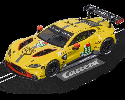 27631 Carrera Evolution Aston Martin Vantage GTE, #95 1:32 Slot Car
