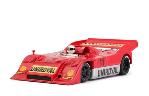 0186SW NSR Porsche 917/10K Uniroyal Shark 21.5K RPM EVO, #11 1:32 Slot Car