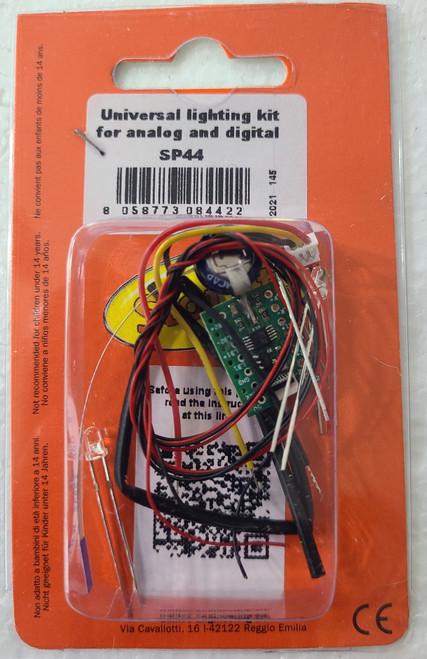 SISP44 Slot.it Universal Lighting Kit for Analog and Digital 1:32 Slot Car Part
