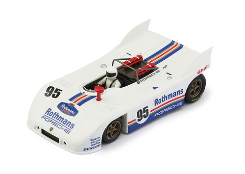 0195SW NSR Porsche 908/3 Rothmans Sidewinder Shark EVO, #95 1:32 Slot Car