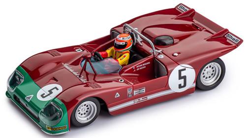 SICA11M Slot.it Alfa Romeo 33/3 Pocono 2011, #5 EVO6 1:32 Slot Car