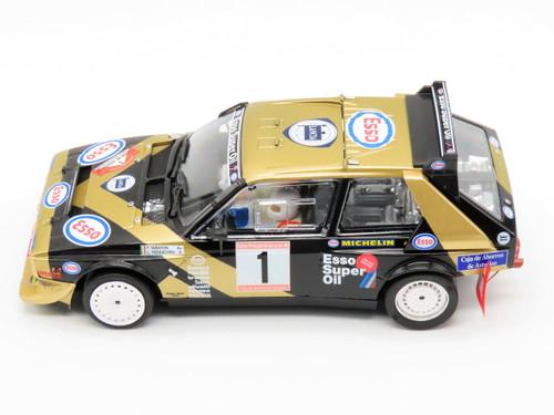 "54002 SRC Lancia Delta S4 ""ESSO"" Rally Principe de Asturias 1986 Winner, #1 1:32 Slot Car"
