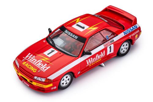 SICA47D Slot.it Nissan Skyline GT-R Bathurst 1000 Winner 1992, #23 1:32 Slot Car