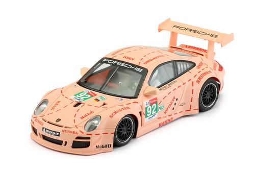 0154SW NSR Porsche 997 24h Le Mans 2018 GTE Pro Winner, #92 1:32 Slot Car