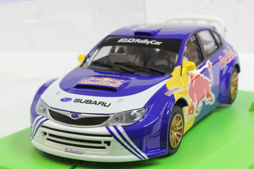 51010 Avant Slot Subaru Impreza Red Bull Pastrana 25K RPM 1:32 Slot Car