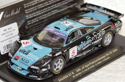 E262 Fly Saleen S7R 24H Spa Francorchamps FIA GT 2004 1:32 Slot Car