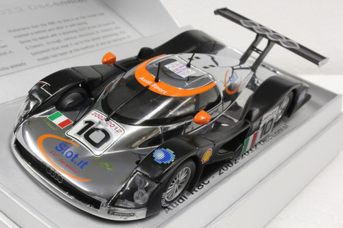 SICA01-10TH Slot.it Audi R8C 2002-2012 Decennial 10th Anniversary 1:32 Slot Car