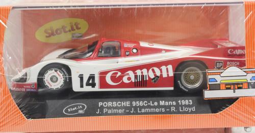 SICA02B Slot.it Porsche 956C Le Mans 1983 #14, J. Palmer/J. Lammers/R. Lloyd 1:32 Slot Car