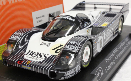 SICA02D Slot.it Porsche 956C Le Mans 1983 #18, 1:32 Slot Car