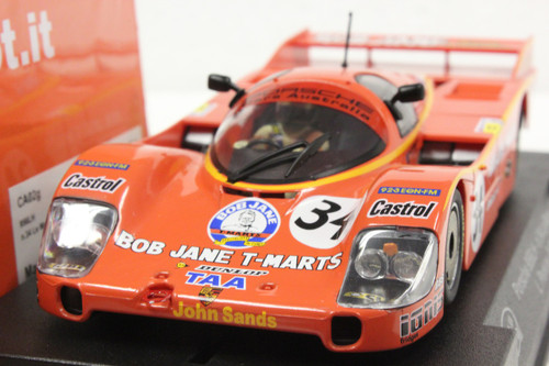 SICA02G Slot.it Porsche 956LH Le Mans 1984 #34, 1:32 Slot Car