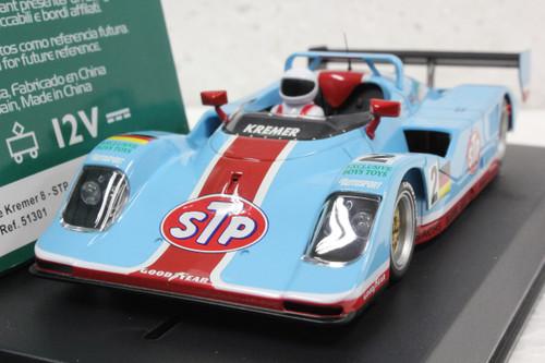 51301 Avant Slot Porsche Kremer 8 Le Mans 1996 STP #8, G Fouché/S Fossett/S. Dickens 1:32 Slot Car