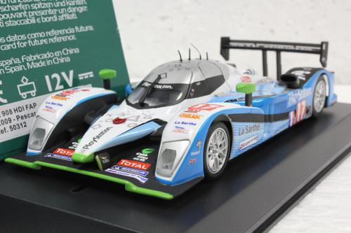 50312 Avant Slot Peugeot 908 HDI FAP Le Mans 2009 Playstation #17, 1:32 Slot Car