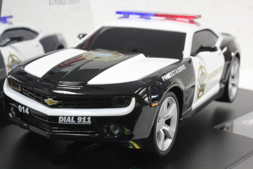 27523 Carrera Evolution Chevrolet Camaro Sheriff 1:32 Slot Car
