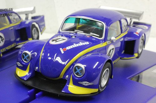 30702 Carrera Digital 132 VW Beetle Kafer Group 5 #47, 1:32 Slot Car