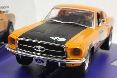 30722 Carrera Digital 132 Ford Mustang GT #49, 1:32 Slot Car