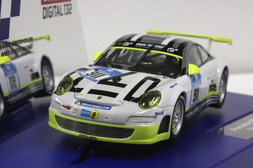 30780 Carrera Digital 132 Porsche 911 GT3 RSR Manthey Racing #911, 1:32 Slot Car