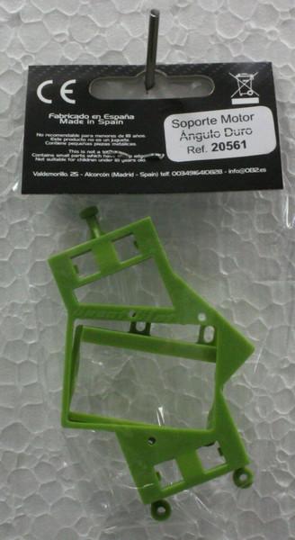 20561 Avant Slot Anglewinder Motor Mount Hard Green 1:32 Slot Car Part